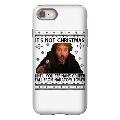 Die Hard Its Not Christmas Iphone 8 Case Designed By Oktaviany
