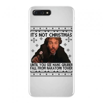 Die Hard Its Not Christmas Iphone 7 Plus Case Designed By Oktaviany