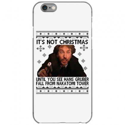 Die Hard Its Not Christmas Iphone 6/6s Case Designed By Oktaviany