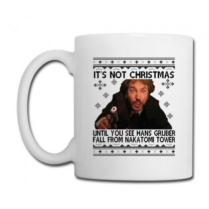 Die Hard Its Not Christmas Coffee Mug Designed By Oktaviany