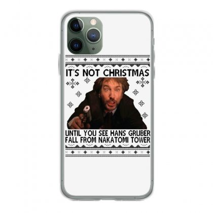 Die Hard Its Not Christmas Iphone 11 Pro Case Designed By Oktaviany