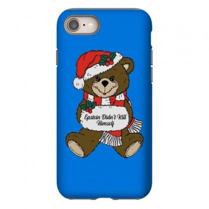 Epstein Didn't Kill Himself Christmas Iphone 8 Case Designed By Oktaviany