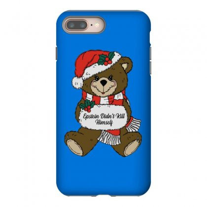 Epstein Didn't Kill Himself Christmas Iphone 8 Plus Case Designed By Oktaviany