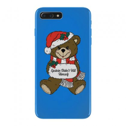 Epstein Didn't Kill Himself Christmas Iphone 7 Plus Case Designed By Oktaviany