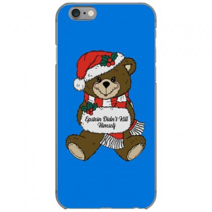 Epstein Didn't Kill Himself Christmas Iphone 6/6s Case Designed By Oktaviany
