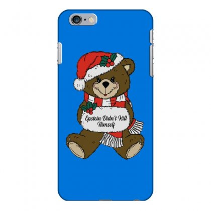 Epstein Didn't Kill Himself Christmas Iphone 6 Plus/6s Plus Case Designed By Oktaviany