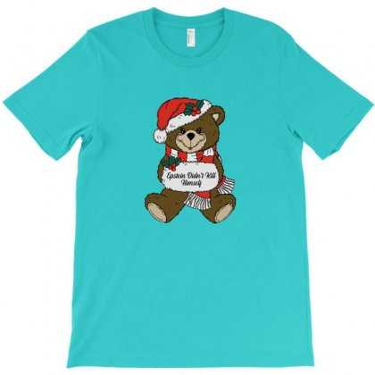 Epstein Didn't Kill Himself Christmas T-shirt Designed By Oktaviany