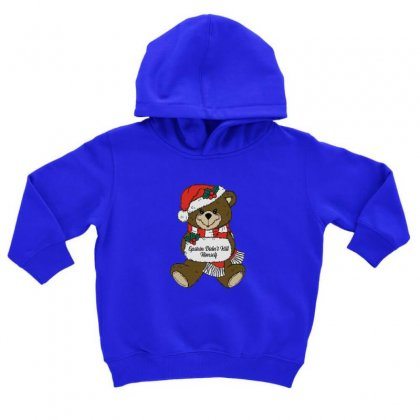 Epstein Didn't Kill Himself Christmas Toddler Hoodie Designed By Oktaviany
