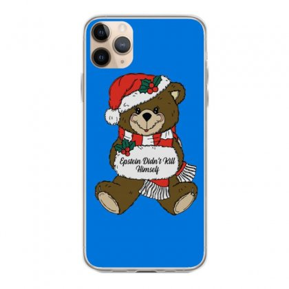 Epstein Didn't Kill Himself Christmas Iphone 11 Pro Max Case Designed By Oktaviany
