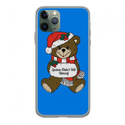 Epstein Didn't Kill Himself Christmas Iphone 11 Pro Case Designed By Oktaviany
