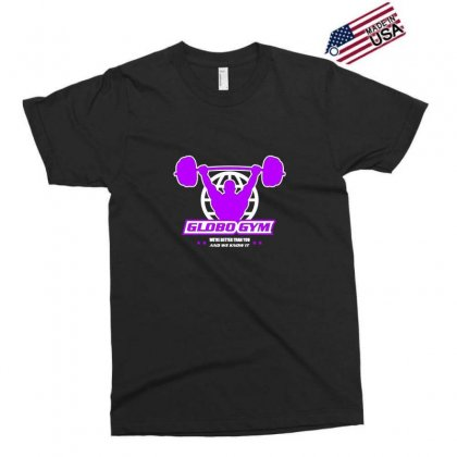 Globo Gym Costume Exclusive T-shirt Designed By Oktaviany
