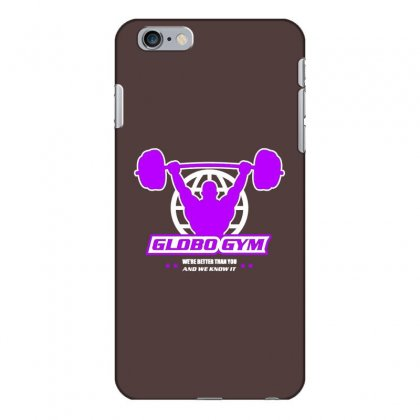 Globo Gym Costume Iphone 6 Plus/6s Plus Case Designed By Oktaviany