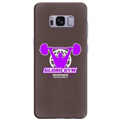Globo Gym Costume Samsung Galaxy S8 Plus Case Designed By Oktaviany
