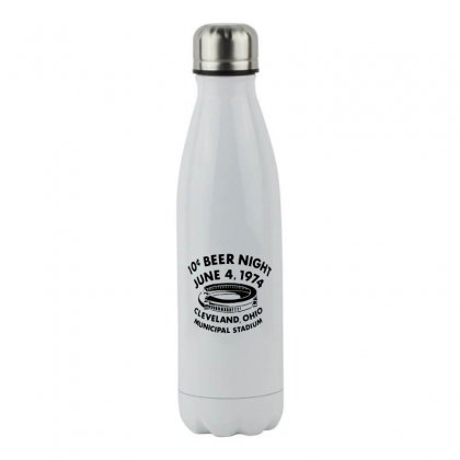 Vintage Pee Chee Stainless Steel Water Bottle Designed By Oktaviany
