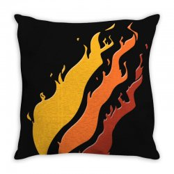 Fireball prestonplayz Throw Pillow | Artistshot