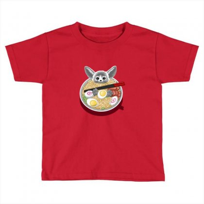 Ramen Mouse Toddler T-shirt Designed By Arsa