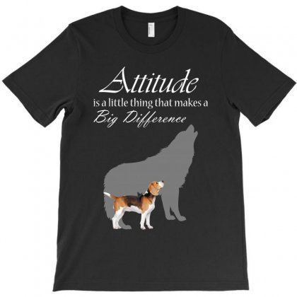 Attitude Quotes T-shirt Designed By Felicity