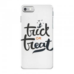 Trick or treat iPhone 7 Case | Artistshot