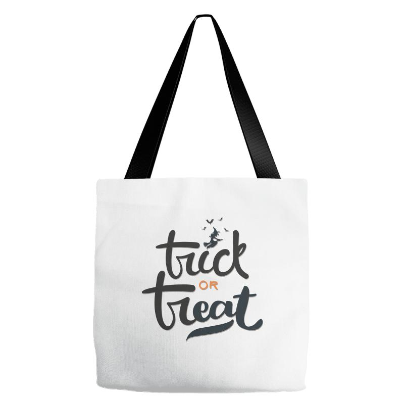 Trick Or Treat Tote Bags | Artistshot