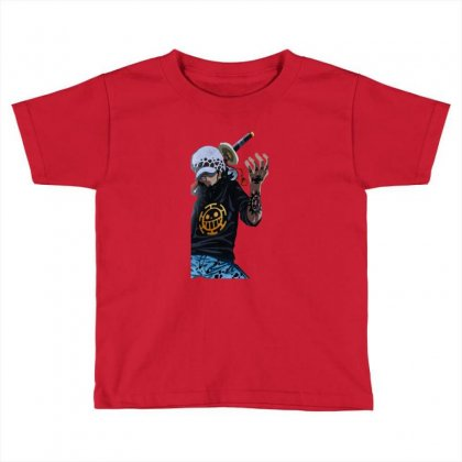 Law Toddler T-shirt Designed By Acoy