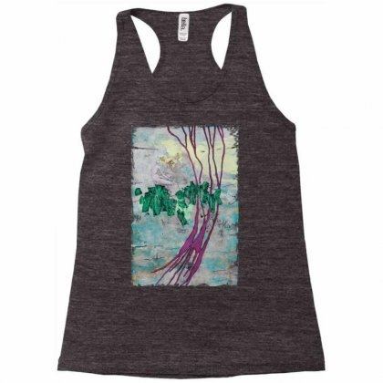 Uprooting Racerback Tank Designed By Botas