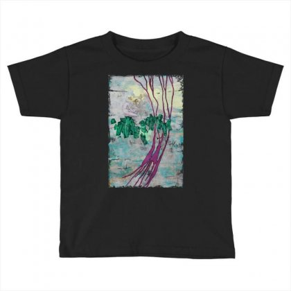 Uprooting Toddler T-shirt Designed By Botas