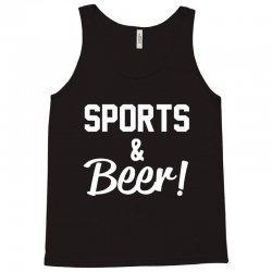 sports and beer Tank Top | Artistshot