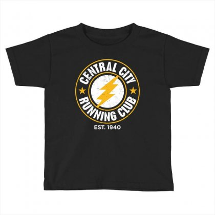 Central City Toddler T-shirt Designed By Jasmine Tees