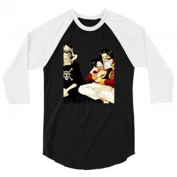 one piece db2b 3/4 Sleeve Shirt | Artistshot