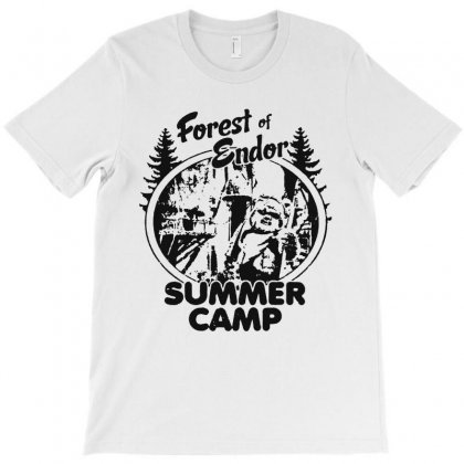 Endor Summer Camp T-shirt Designed By Rosdiana Tees