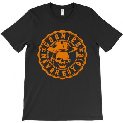 Goonies Never Say Die T-shirt Designed By Rosdiana Tees
