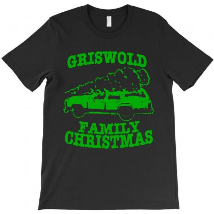 Griswold Family Christmas Vacation T-shirt Designed By Rosdiana Tees
