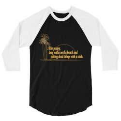i like poetry 3/4 Sleeve Shirt | Artistshot