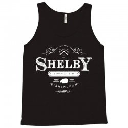 shelby company limited Tank Top | Artistshot