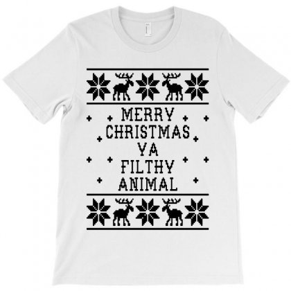 Merry Christmas   Ugly For Light T-shirt Designed By Rosdiana Tees