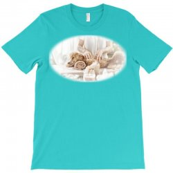 Woman  giving body massage toith aromatic can T-Shirt | Artistshot