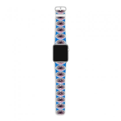 French Bulldogs Playing Cards Apple Watch Band Designed By Kemnabi
