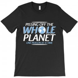 whole planet T-Shirt | Artistshot