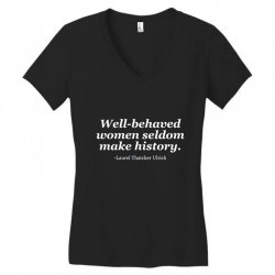 women seldom Women's V-Neck T-Shirt | Artistshot