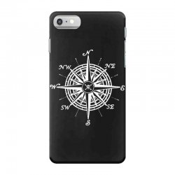 nautical compass iPhone 7 Case | Artistshot