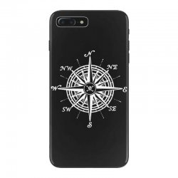 nautical compass iPhone 7 Plus Case | Artistshot