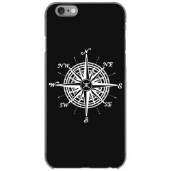nautical compass iPhone 6/6s Case | Artistshot
