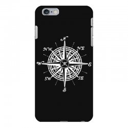 nautical compass iPhone 6 Plus/6s Plus Case | Artistshot