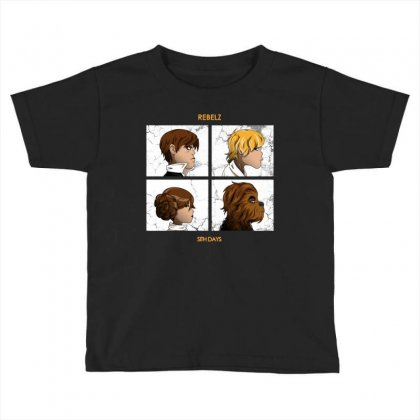 Sith Days Toddler T-shirt Designed By Batikmadrim Art