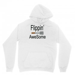 flippin awesome cooking greeting Unisex Hoodie | Artistshot