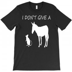 i don't give a rats ass T-Shirt | Artistshot