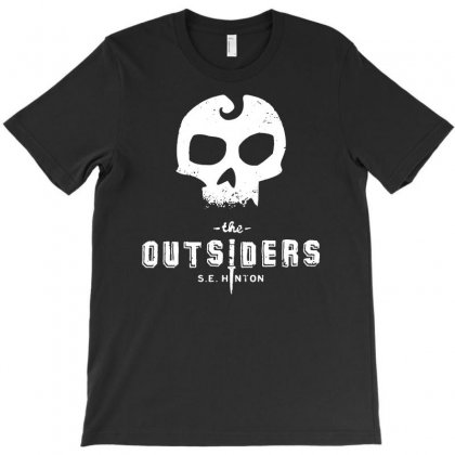 The Outsiders T Shirt Cool Book Shirts Literary Geek T Shirts Stay Gol T-shirt Designed By Lyly