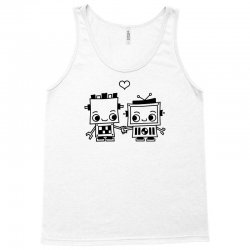 robot love Tank Top | Artistshot