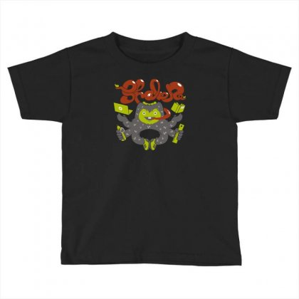 Slot Shaker Funny Toddler T-shirt Designed By Warief77