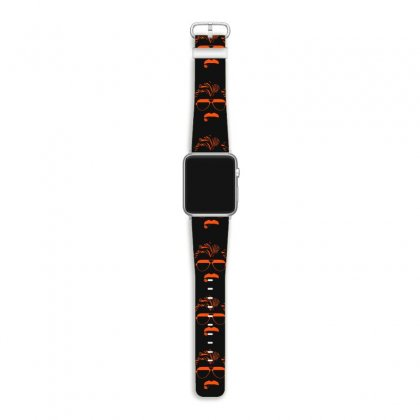 Mike Ditka The Chicago Bears Apple Watch Band Designed By Rendi